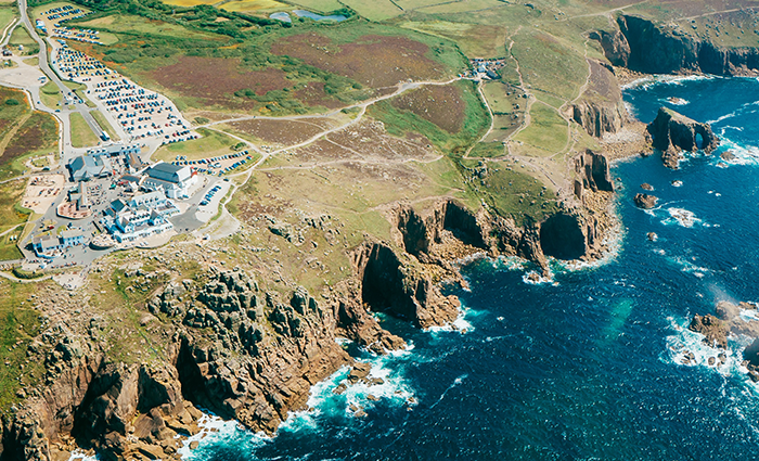 Lands End Attraction, Cornwall