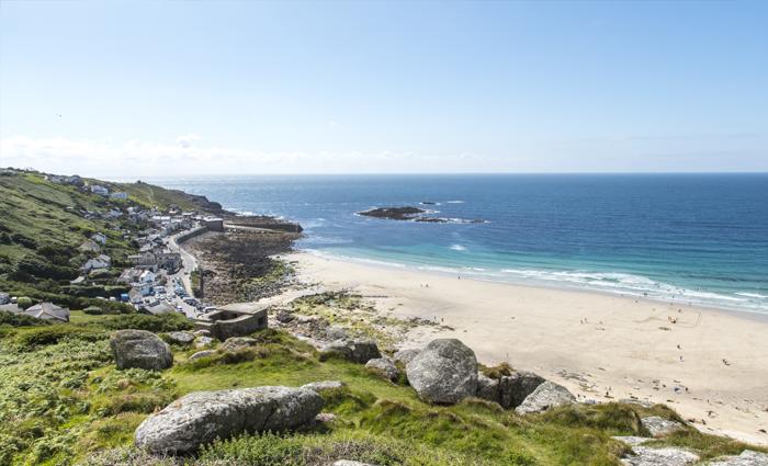 Sennen Cove Beach - Cornwall