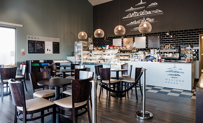 Western Rocks Coffee Co - Lands End Airport Cafe